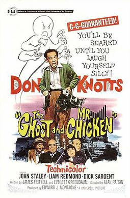 The Ghost and Mister Chicken